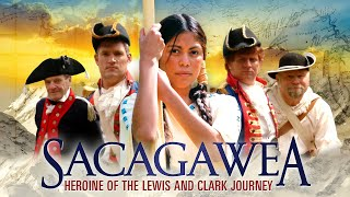 Sacagawea - Heroine of the Lewis and Clark Journey - 3494