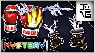 Electrical Items?   Roblox Leaks