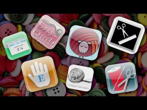 Tapped-In: iPhone Apps for Crafters