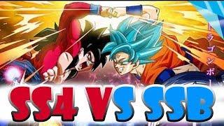 SS4 Goku VS SSB Goku!!//Dragon Ball Heroes Mendapat Adaptasi Anime Bulan July