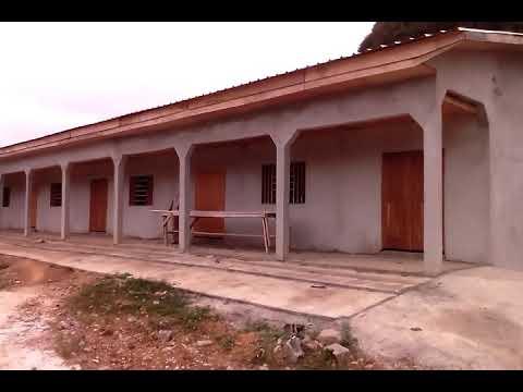 CES Islamique de Mouila GABON. En construction.