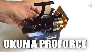Okuma Proforce PFR 40 Baitfeeder Reel Review