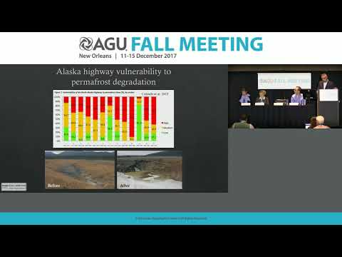 2017 Fall Meeting Press Conference: The melting cryosphere