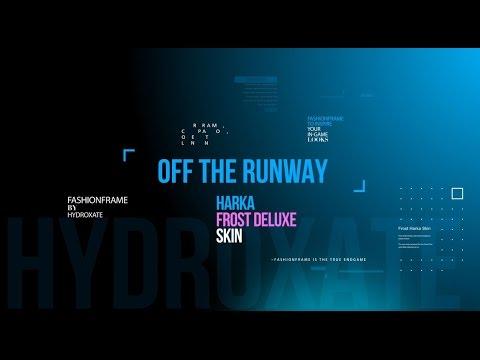 Warframe: Off The Runway: Harka Frost Deluxe Skin