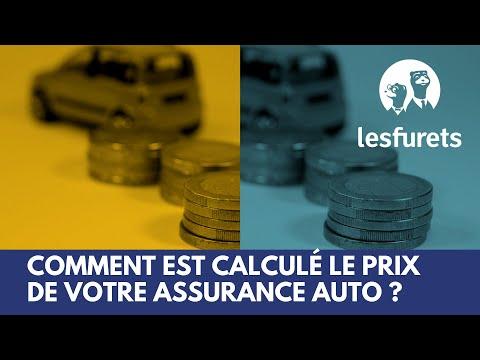 Comment est calculé le prix de votre assurance auto ? | lesfurets