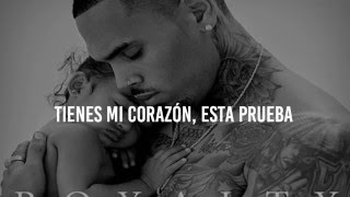 Proof | Chris Brown | Traducida al español.