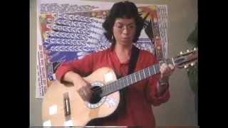 """Tita Parra canta """"Nuestra respuesta es la vida"""", 1986"""
