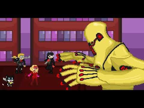Persona 5 Royal - Throw Away Your Mask [8-bit; VRC6]  
