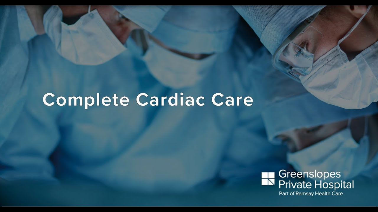 Dr Paul Watson - Cardiology | Greenslopes Private Hospital