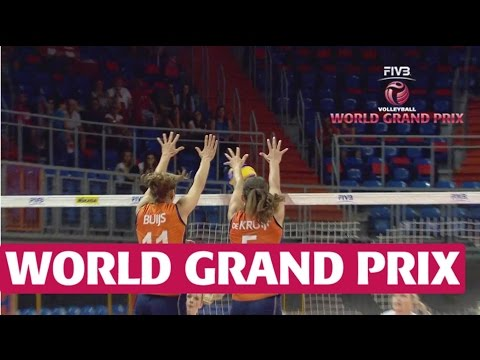 World Grand Prix: Big block from Robin De Kruijf