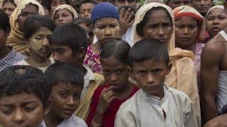 Rohingya Muslims targeted in Myanmar
