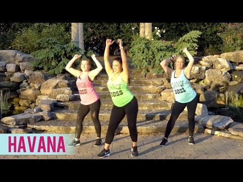 Camila Cabello - Havana ft. Young Thug (Dance Fitness with Jessica)