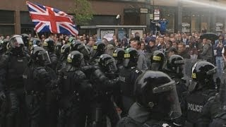 Belfast riots: 56 police officers injured in clashes with loyalists during republican parade