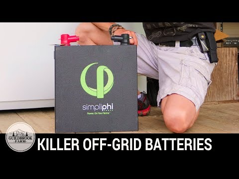 DIY Off Grid Solar: Building a LiFePo4 Battery Bank (Part 2)