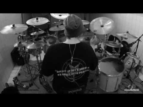 MNEMIC - Studio Vlog: Drums (PART 1)