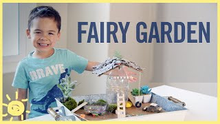 PLAY | Fairy Garden Activity!
