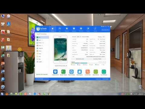 Hướng dẫn copy Nhạc và Video từ máy tính vào Iphone bằng phần mềm 3utools