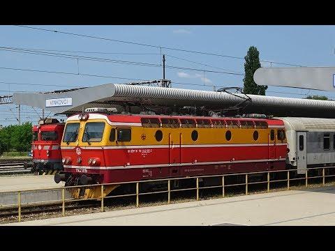Croatia - Zagreb city tour and train to Vinkovci