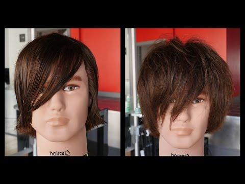 Ronnie Radke 2013 Haircut