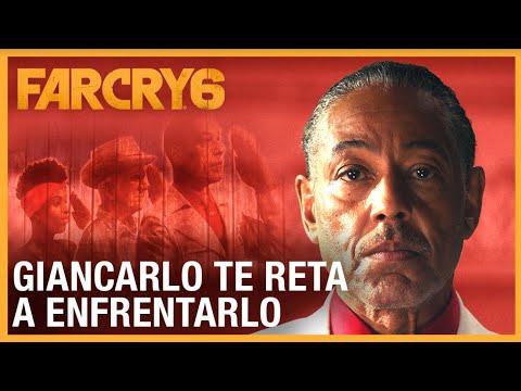 Far Cry 6 - Giancarlo Te Reta a Enfrentarlo | Ubisoft LATAM