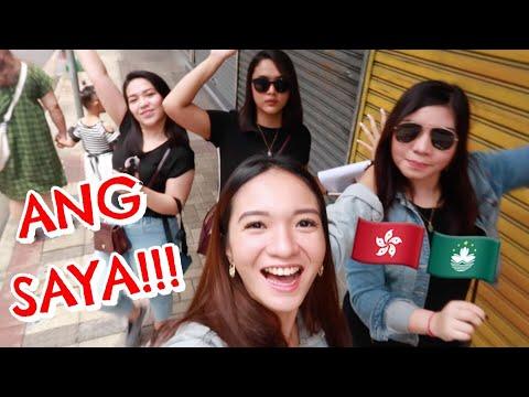 HONGKONG + MACAU VLOG (Part 1) | Angel Dei