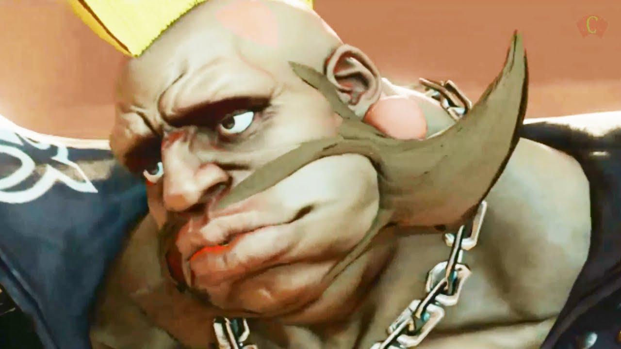Street Fighter 5 Birdie Vs RYU Gameplay E3 2015 (PS4) HD - YouTube