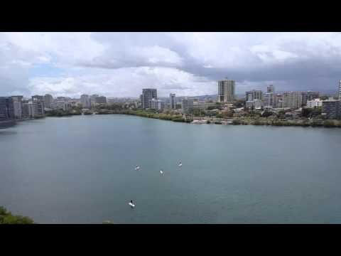 The Beautiful Condado Lagoon