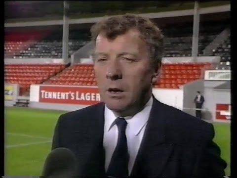 Aberdeen 2-1 Rapid Vienna - 13th Sep 1989 - Uefa Cup