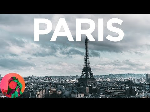One Day In Paris // Cinematic - GH5