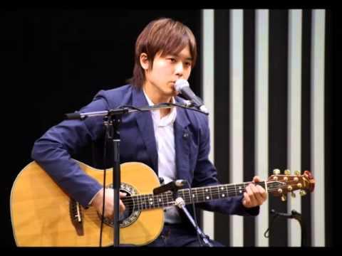 三浦祐太朗さんがスタジオで生歌披露。感動しました。超カッコイイです^^AKB48の歌がまた違った感じで聞きごたえ抜群でした。