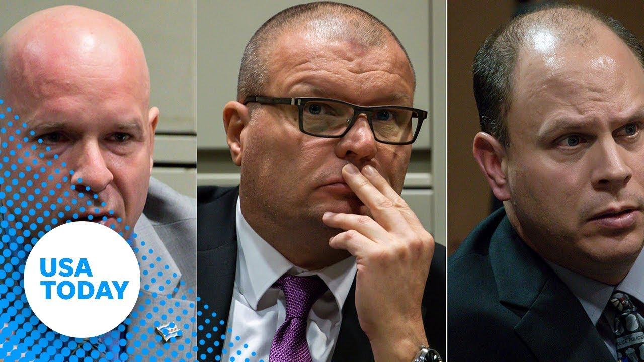 3 Chicago officers acquitted of trying to cover up fatal police shooting of Laquan McDonald