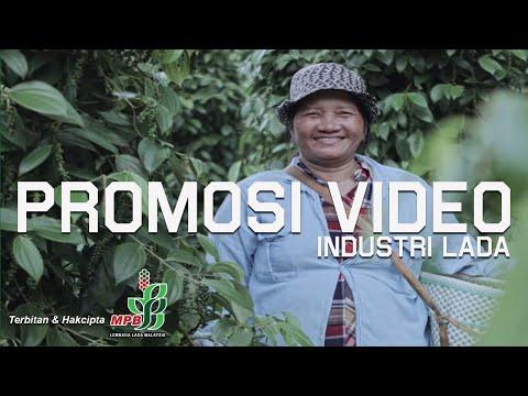 Video Promosi Industri Lada