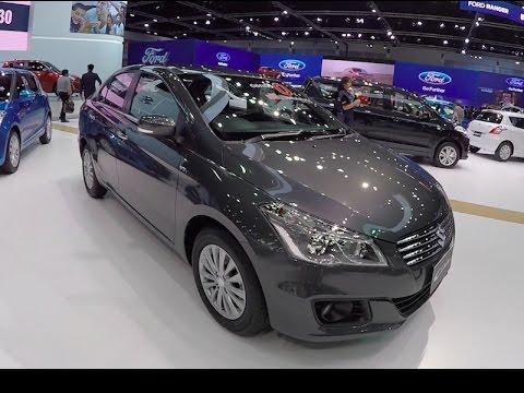 New 2017 Sedan Suzuki Ciaz