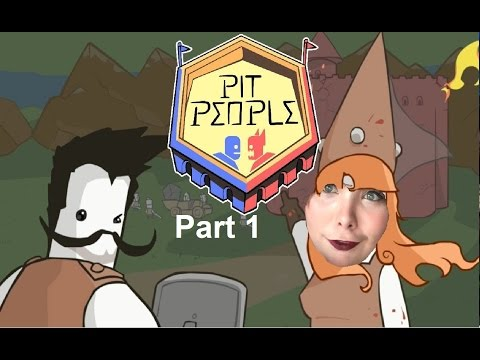 WHO NAMES THEIR SON CHILD EATER?// Pit People 1