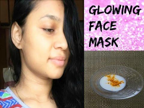 Coconut Milk Face Mask|Glowing Skin| Whimsicalbeauty
