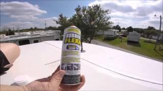RV Life Roof Leak Repair - Winnebago