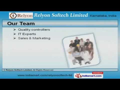 Software & Account Information by Relyon Softech Limited, Bengaluru