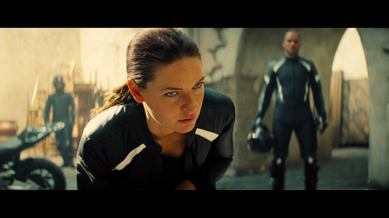 Mission: Impossible Rogue Nation - Rebecca Ferguson & Ilsa ...