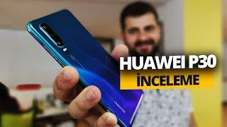 Huawei P30 İnceleme - Boynuz kulağı geçer mi?