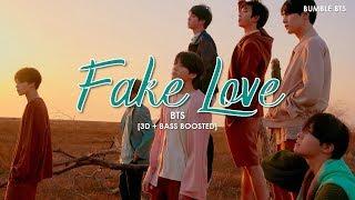 Video [3D+BASS BOOSTED] BTS (방탄소년단) - FAKE LOVE | bumble.bts download MP3, 3GP, MP4, WEBM, AVI, FLV Juni 2018