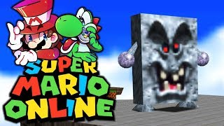 Die Welt aus GermanLetsPlays Augen! | 02 | Super Mario 64 Online