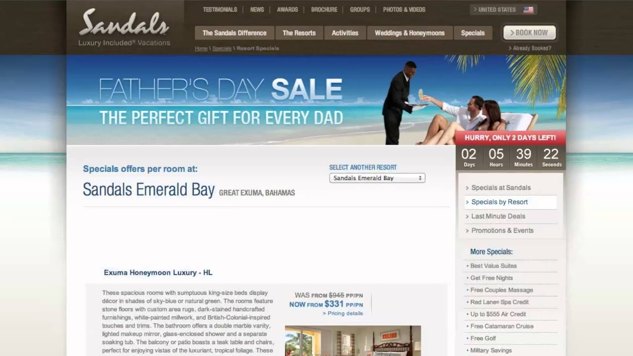 d4698ed89 Sandals Coupon Code - How to use Promo Codes and Coupons for Sandals ...
