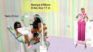 Saniya's Birth (IMVU)