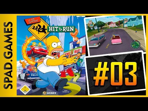 #03 | THE SIMPSONS HIT & RUN (Bart Simpson)(Gameplay) from YouTube · Duration:  34 minutes 39 seconds