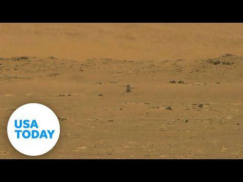 Mars helicopter flight: NASA Ingenuity makes history | USA TODAY