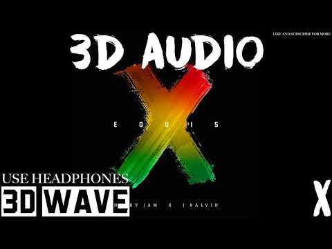 Nicky Jam x J. Balvin - X | 3D Audio (Use Headphones)
