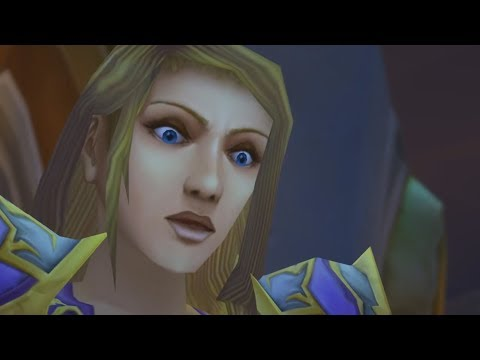 The Story Of Jaina Proudmoore - - Part 2 Of 4 [Lore]