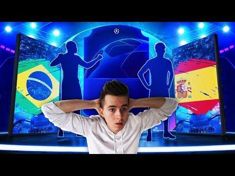 90+ UCL WALKOUT W PACZCE! 31 PACZEK UCL! | FIFA 19 PACK OPENING