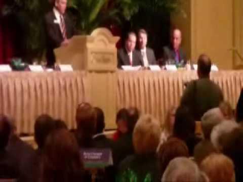 Mississippi Gulf Coast Chamber of Commerce presents Pat Santucci Spirit of the Coast Award