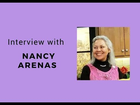Forever Young Vegan Interviews Nancy Arenas March 8, 2018